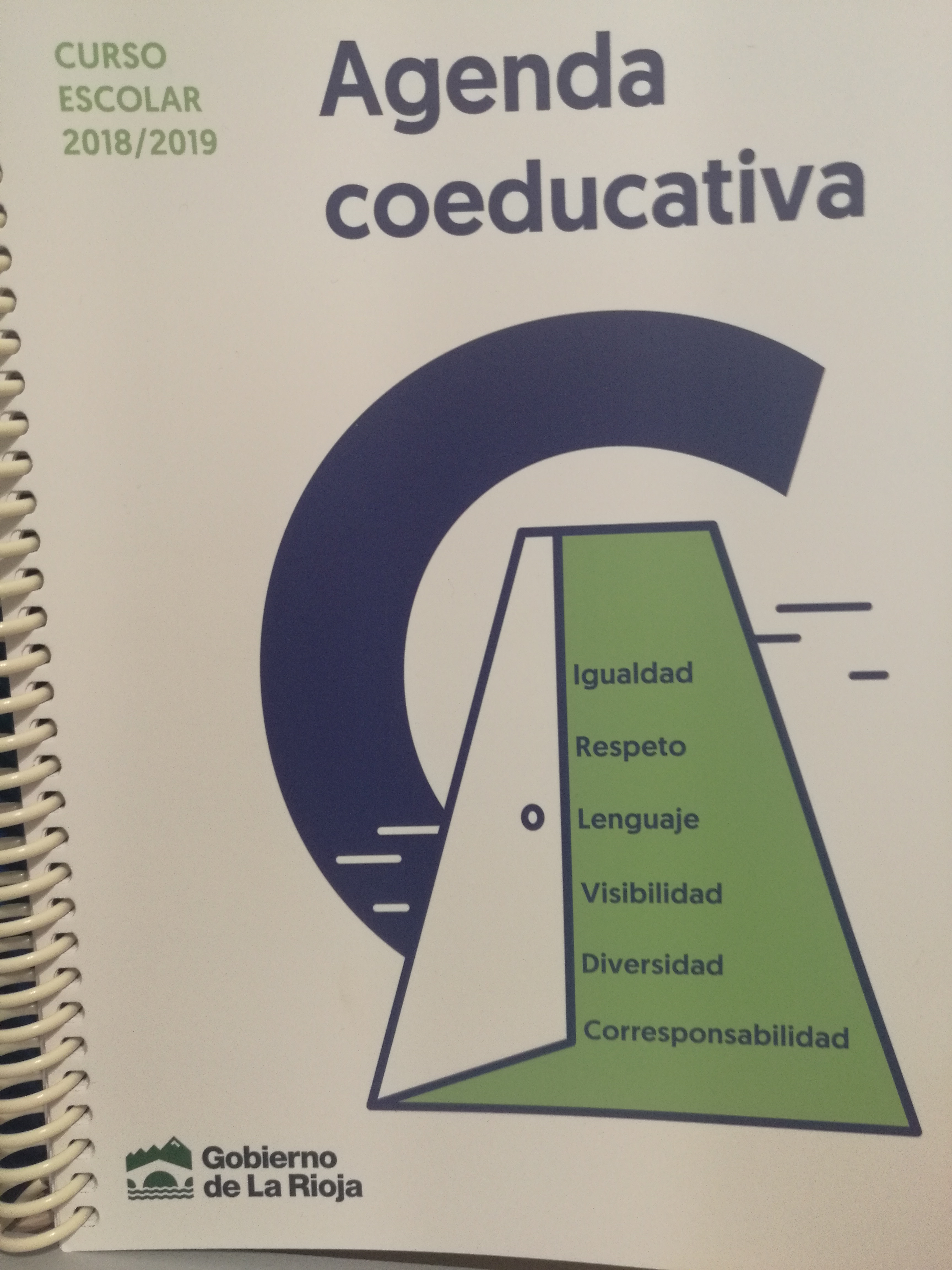 Formación y Agenda coeducativa