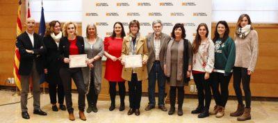 2º Premio de Investigaciones Feministas en materia de Igualdad